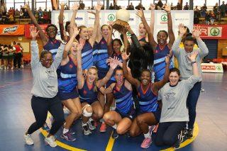 Tshwane retain SA netball crown