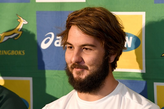 What 'waterboy' Lood can tell us about the Springboks' culture