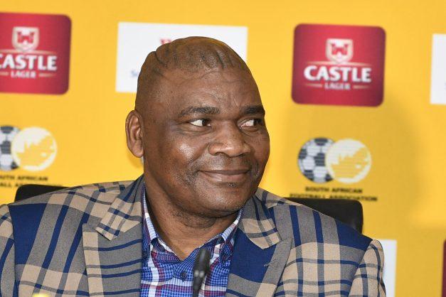 Molefi Ntseki, coach of Bafana Bafana. Pic: Lefty Shivambu/Gallo Images