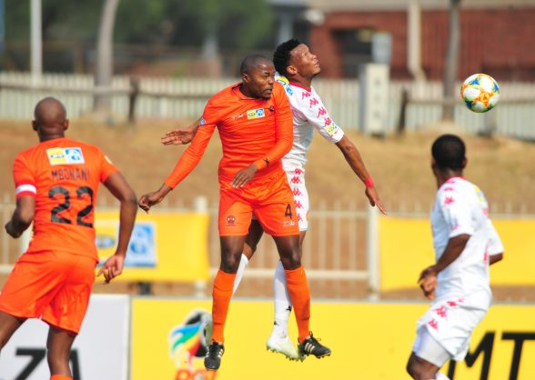 Polokwane and Highlands play to a goalless draw