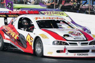 Hotrod world champion to tear up tarmac at Brakpan Raceway