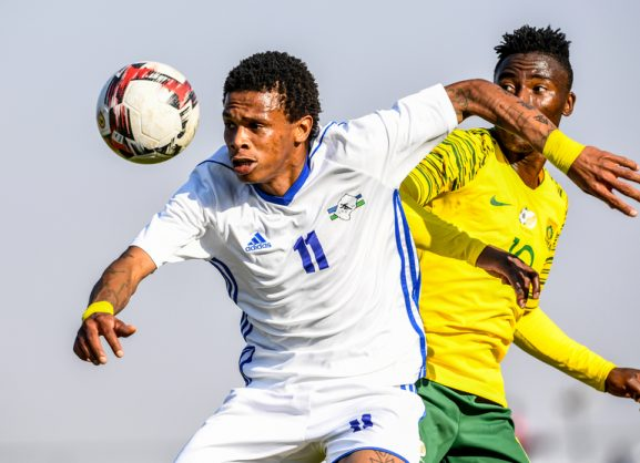Bafana humiliated by Lesotho in CHAN qualifier