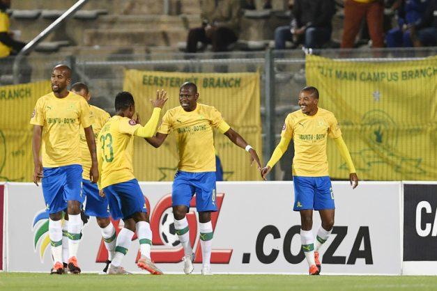 WATCH: Kekana scores a stunning goal against City
