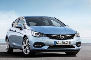 Facelift Opel Astra slated to arrive next year