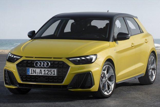 Funkier Long Awaited New Audi A1 Finally Stickered The Citizen