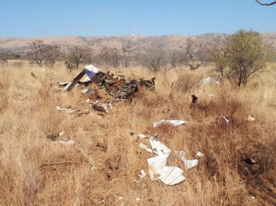 Two die in light aircraft crash