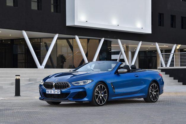 BMW M850i Cabriolet: Dream car in the truest sense