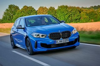 Faster BMW 1 Series will seemingly happen after all