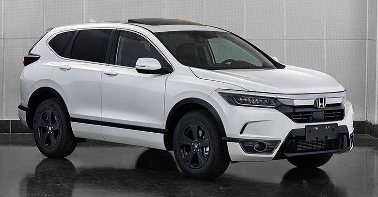 Redesigned Honda CR-V becomes China's Breeze