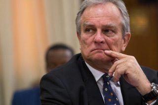 Post office announces CEO Mark Barnes' resignation