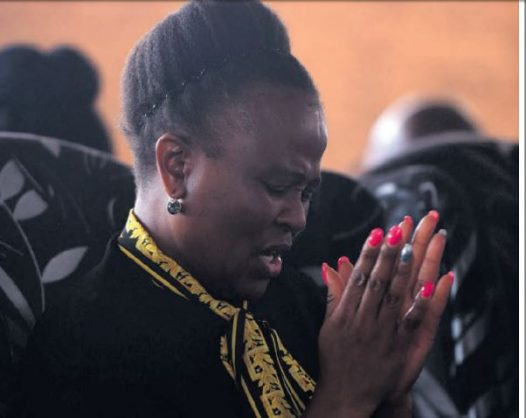 Mkhwebane asks God to 'deliver SA from these rating agencies'