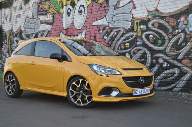 Revived Opel Corsa GSI doesn't merit the iconic tag