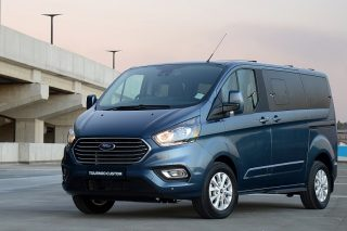 Ford Tourneo Custom gets the Limited touch