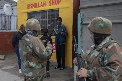 Why our soldiers can't stop the Cape Flats gang violence