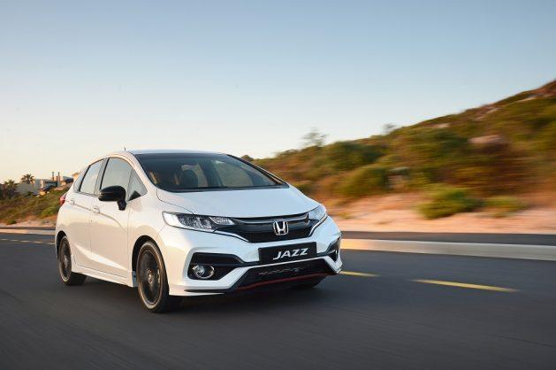 Honda Jazz Sport hits a flat note