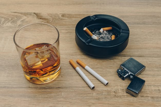 Court battle to lift ciggies, booze ban 'will continue'