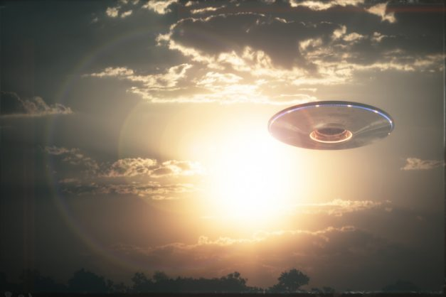Everyone loves a good alien story, but usually, reported sightings either go unnoticed, or are torn apart, often for good reason. Image: iStock