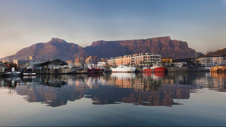 Rising dam levels in Cape Town to keep tourism and agriculture afloat