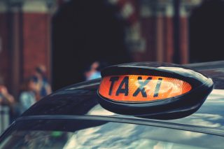 The average cost of a taxi ride from the airport to city centre in Europe