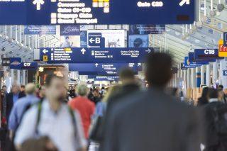 4.4-billion travellers took flights last year