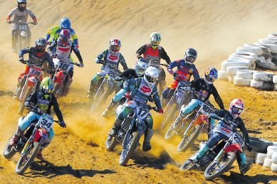 Chase is on at African nations motocross