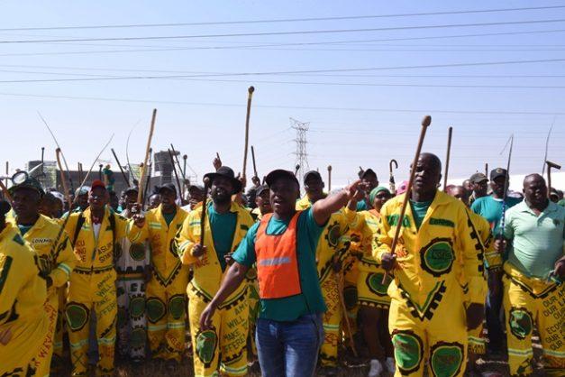ANC governs for white monopoly capital, not SA's people – Amcu's Mathunjwa
