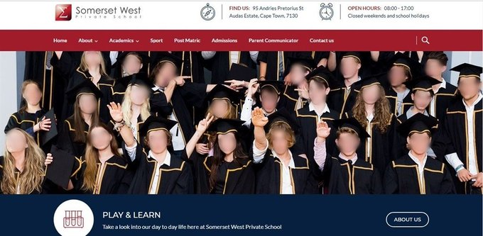 Nazi salute: Somerset West school principal apologises 'unreservedly'
