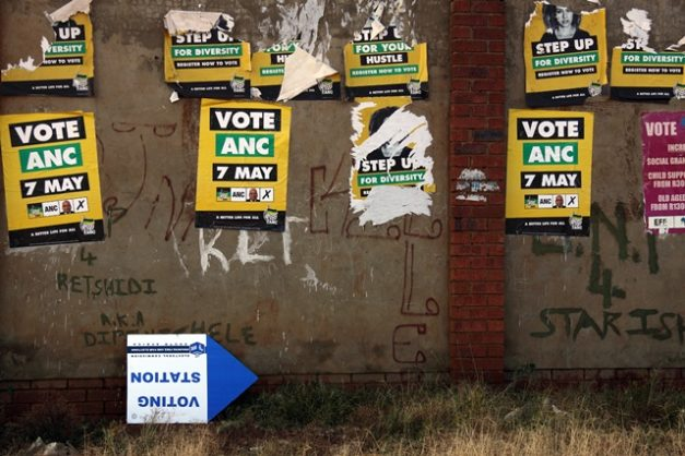 ANC discusses possible electronic voting in next year's local elections