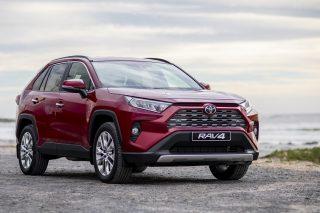 Long termer: Smart, new Toyota RAV4 joins the fleet