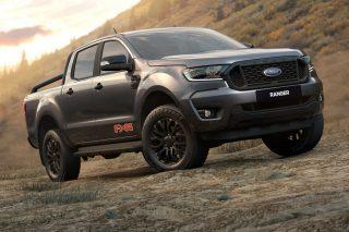 Ford Ranger FX4 makes comeback Down Under