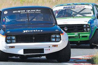 Diverse racing at Red Star