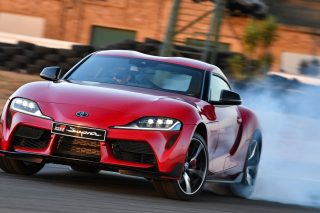 Toyota Supra coming with more power but no manual gearbox