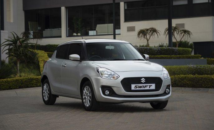 Suzuki brings more kit to 'standard' Swift
