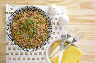 Recipe: Spanish hash