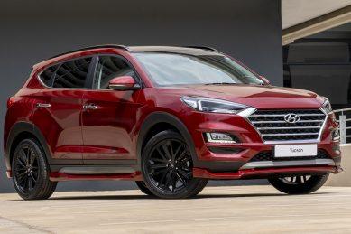 Hyundai Tucson Sport is an oil-burner with attitude