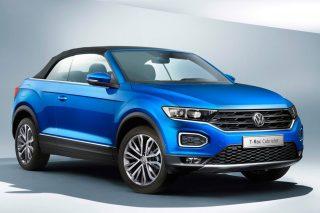 Volkswagen T-Roc opens itself up even more