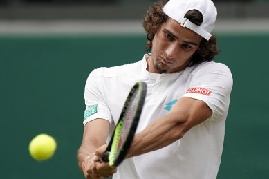 SA's Harris suffers first-round US Open defeat