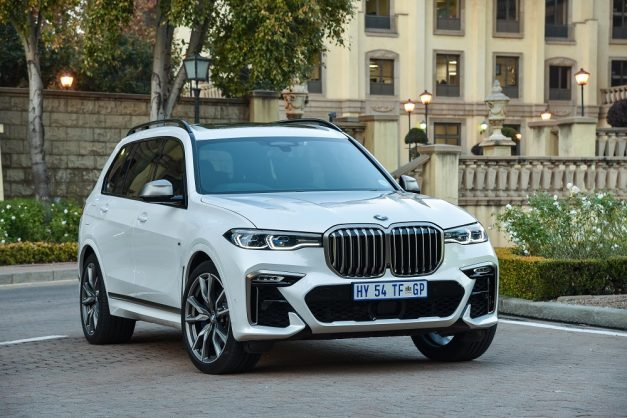 Size does matter for the BMW X7