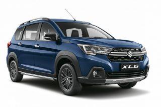 Suzuki XL6 debuts in India as plusher Ertiga