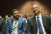 Khuba vertel Zondo van 'n 'ongewone' oproep van die voormalige minister van polisie Nathi Nhleko - Citizen
