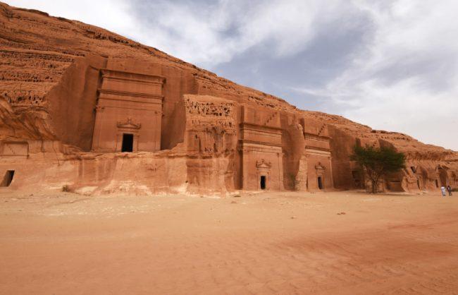 Three key tourist sites to visit in Saudi Arabia