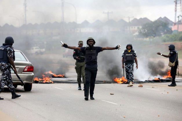 DRC protesters attack Mr Price, SA consulate over xenophobic attacks