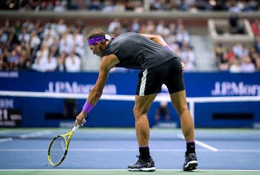 Favorite Nadal into US Open semis as Berrettini wins thriller