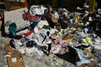 About 1,300 still missing in hurricane-hit Bahamas: officials