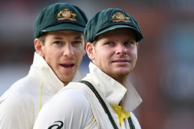 Smith is 'best player I've seen', says Australia captain Paine