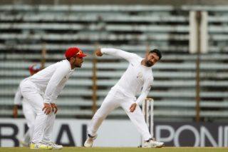 Afghanistan equal Australia record with Test thrashing of Bangladesh