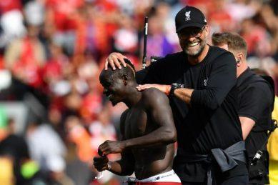 African players in Europe: Mane bags brace, Fati scores again