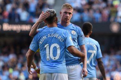 Live report: Manchester City vs Atalanta