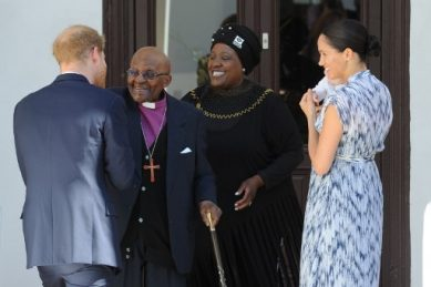 Tutu's family hope to have him home by next week