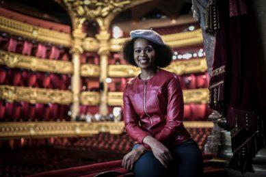 Pretty Yende soars in Paris' La Traviata for social media age